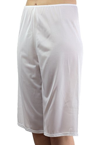 Graziella Hosenunterrock 4140 0008 60cm lang (46, weiß)