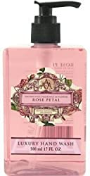 AAA Floral Rose Petal Hand Wash 500ml by Aromas Artisanales de Antigua