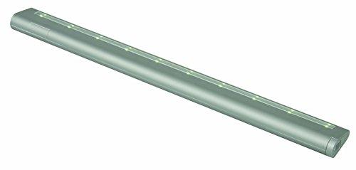 Jedi - Barra di illuminazione a LED, con batterie, misure 40 x 2 cm