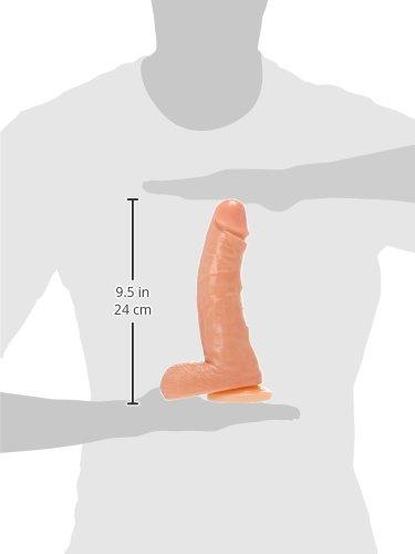 Icon Brands – BelAmi Icons – Jack Harrer – Realistischer Schwanz – 20 cm einführbare Länge - 3
