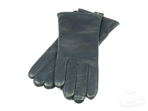 EMU Klassiker Colour–Damen Handschuhe Gr. Herstellergröße: 8, Bleu (Blau)
