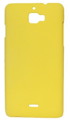 Tidel Ultra Thin and Stylish Rubberized Back Cover for Micromax A310 Canvas Nitro &A311  available at amazon for Rs.148