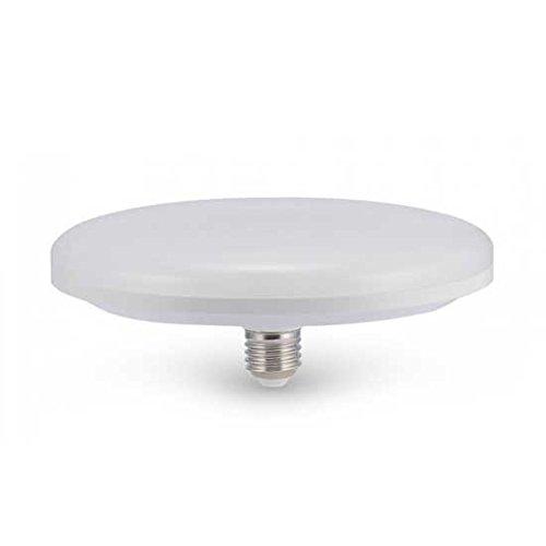 V-TAC VT-2136 - Bombilla de luz blanca 36 W F250 UFO E27 6400 K 3240 l