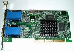 32MB Matrox Millennium G450 Graphics Adapter MGA AGP 4x DDR G45FMDHA32DB