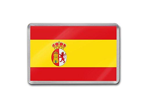 Spagna Bandiera Nazionale colori alta qualità magnete per frigorifero