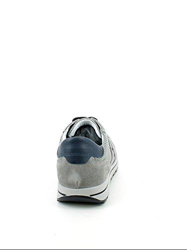 Igi & Co Usr 11214, Chaussures De Sport Pour Hommes Grises