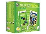 Xbox 360 - Konsole Arcade inkl. Sega Superstar Tennis