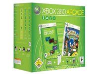 Microsoft  Xbox 360 Arcade System incl. Sega Superstar Tennis