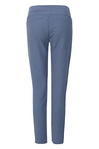 Bellybutton Hose M. Unterbauchbund, Pantalon de Maternité Femme Blau (moonlight 3820)