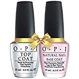 O.P.I Base Coat + Top Coat