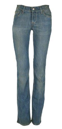 Fornarina Damen Jeans FLIRT blau Gr. 27