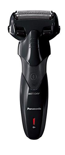 Panasonic ES-SL33-K503 Wet & Dry Rasoio Ricaricabile, 3 Lame, Nero