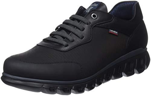 Callaghan Squalo, Zapatos Cordones Derby Hombre, Negro