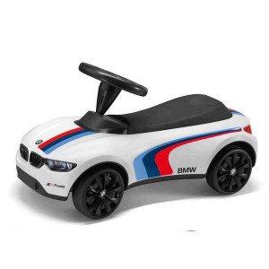 Original BMW Baby Racer III Motorsport Rutscherfahrzeug - neues Design