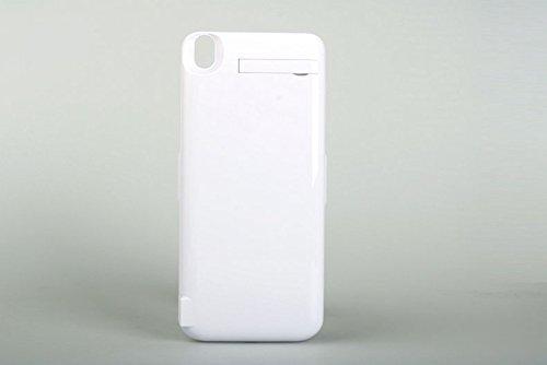 fitmore Oppo R9 Plus Ah Ultra dünnes Akku Case Hülle Handyhülle [Anti-Rutsch] [Stoßfest] Batterie Case eingebautem Akku für Oppo R9 Plus