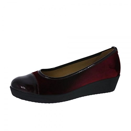 Gabor Feuillet Orient Womens Casual Shoes Bordo (64)