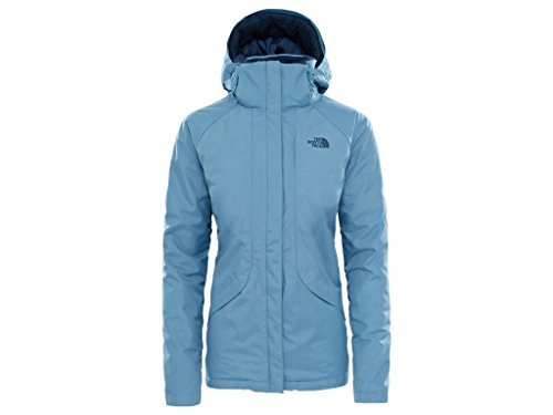 The North Face Inlux Insulated Jacket Women Provincial Blue Größe XL 2017 Funktionsjacke