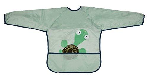 - Art Smock Wildlife - Turtle, türkis (Schildkröten-gesicht Malen)