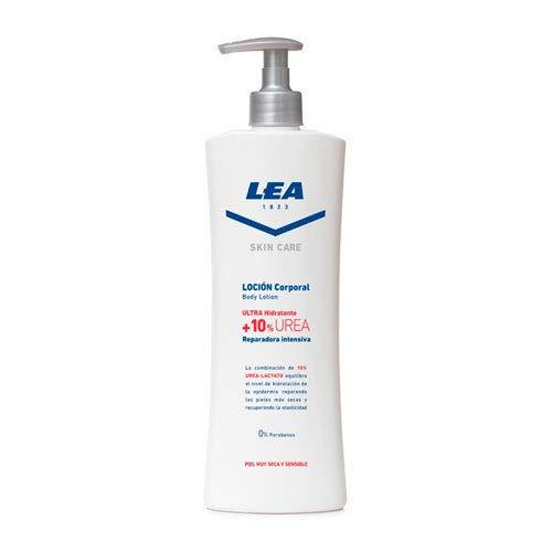 Lea Skin Care Loción Corporal Ultra Hidratante 10{7a50c3d5ccf83ad03e90b718e02fcf3827d8d28e7eda86efc407503cb38efe56} Urea Piel Muy Seca 400Ml