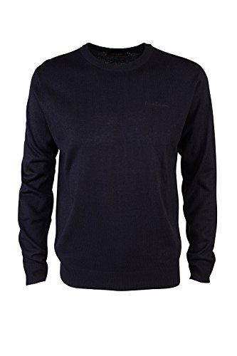 pierre-cardin-mens-new-season-essential-crew-neck-knitted-jumper-xl-navy