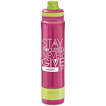 Milton Astir 900 Thermosteel Hot and Cold Water Bottle, 920 ml, Pink