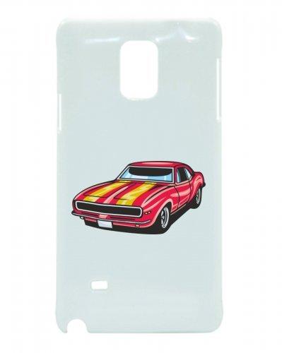 Smartphone Case Hot Rod Sport carrello auto d epoca Young Timer shellby Cobra GT muscel Car America Motiv 9774per Apple Iphone 4/4S, 5/5S, 5C, 6/6S, 7& Samsung Galaxy S4, S5, S6, S