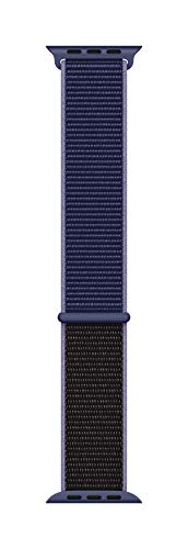 Apple Watch (44mm) Sport Loop, Mitternachtsblau