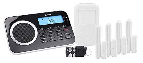 Olympia Protect 9761 GSM Alarmsystem Schwarz, 6017