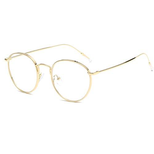 CVOO Luxury Glasses Frame Women Men Prescription Spectacles Clear Fashion Eyeglasses Frames Eyewear Plain Optical Lenses