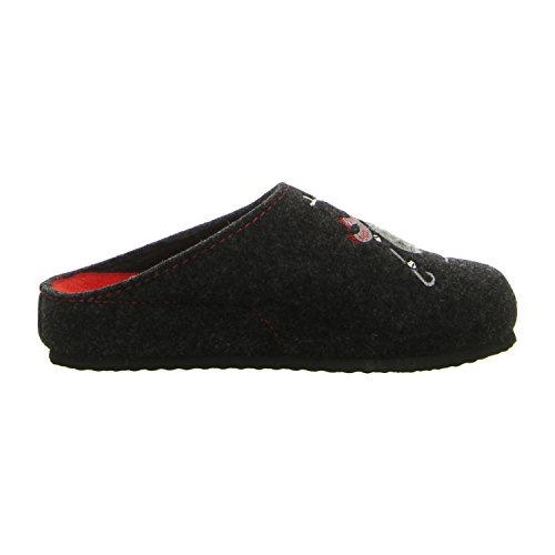 TOFEE  3073450-2, Chaussons pour femme 901/064 antracite