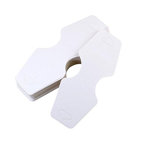 Display Karten zum Aufhängen Karte für Halskette Display Armband Karten ()