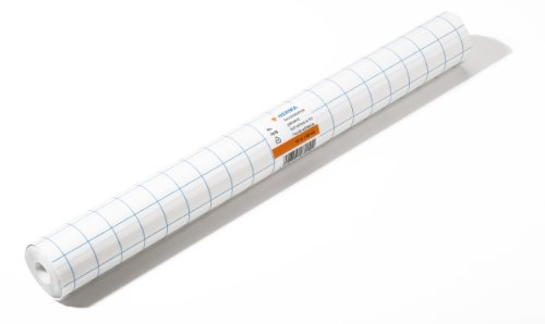 Herma 7010 - Rollo de film autoadhesivo (10 m x 40 cm), color transparente brillante