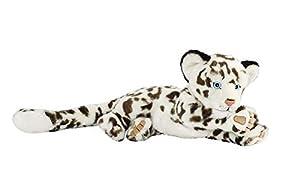 Anima - Peluche de Leopardo de Las Nieves (32 cm)