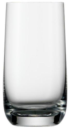 stolzle-lausitz-juice-glasses-water-glasses-weinland-315-ml-set-of-6-lead-free-crystal-dishwasher-pr