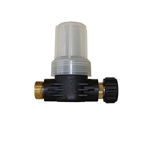 Hochdruckreiniger Wasserfilter Für (Kränzle Wassereingangsfilter Ein- und Ausgang in Messing 13.3003)