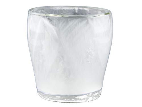 Cool Down Drink Glas 80ml - Selbstkühlendes Glas für Shots, Grappa, Limoncello