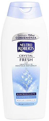 Neutro Roberts - Bagnodoccia, Con Cristalli di Mentolo Naturale - 750 ml