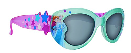 CARTOON WORLD Gafas de Sol para niña - Disney Frozen - Elsa y Anna