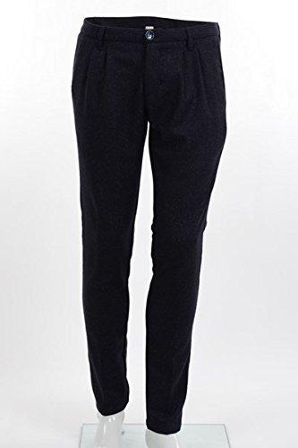 Pantalone Uomo Havana & Co 34 Blu H7534a/t6848 Autunno Inverno 2014/15