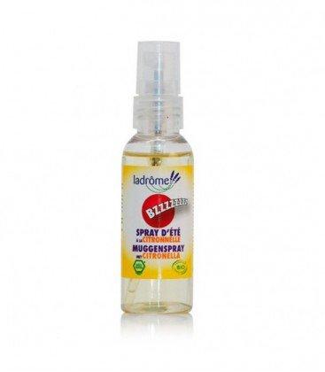 Ladrôme 2080 - Antimosquitos citronela bio Ladrome, 50ml