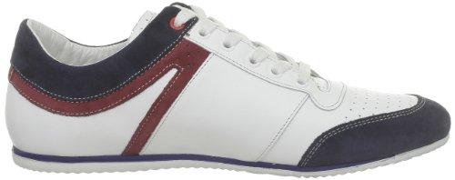 U s polo Assn - Box2 Sneaker Uomo Bianco blanc whi blu