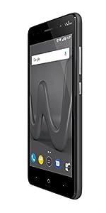 Wiko Lenny 4 Black LS Smartphone débloqué 3G+ (Ecran : 5 pouce - 8 Go - Micro-SIM - Android) Noir