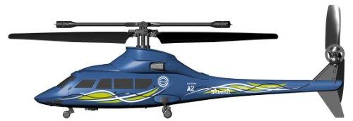 Imagen principal de Giro Air Raiders 84515 Nanocoptero Elite Force Helicóptero Radiocontrol 3 Canales Con Giróscopo De Exterior (surtido: colores aleatorios)