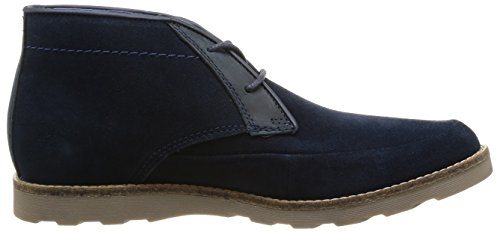 Skechers - Leyton, Scarpe stringate Uomo Blu (Bleu (Nvy))
