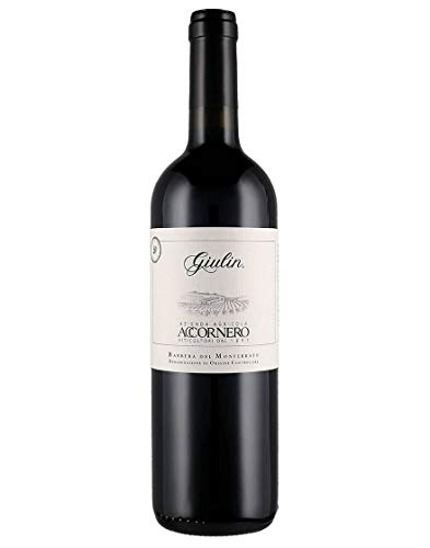 Barbera del Monferrato DOC Giulin Accornero 2016 0,75 L