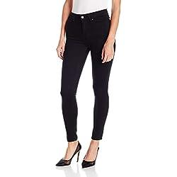 Levi's Femme Jean Skinny Taille Haute 721 Jeans - Noir -