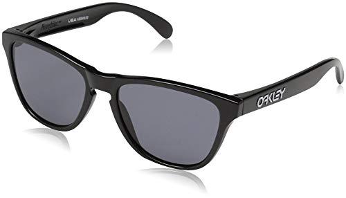 Ray-Ban Herren 0OJ9006 Sonnenbrille, Braun (Polished Black), 53