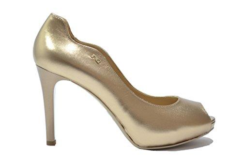 Nero Giardini Decollete' spuntate sandalo 7370 scarpe donna elegante P717370DE 38