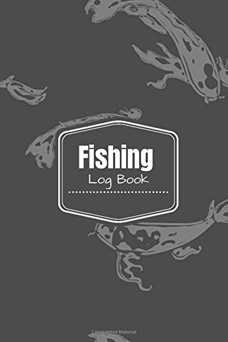 Fishing Log Book: Fishing Activities Record, Log Book, Journal, Notebook, Template, Dairy Gift for Fishermen, Men, Women, Girls, Boys, Boat Owners, ... 120 Pages (Fishing Activity Logs, Band 36) (Owner Jig)