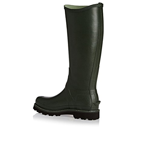 Hunter Balmoral Poly-Lined Ladies Wellington Boot Dark Olive